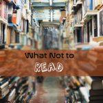 What Not to Read DR OVAMIR ANJUM