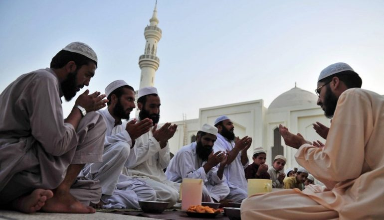 Radical Ideas Muslims Celebrate in Ramadan