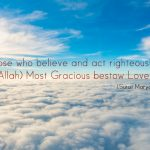 On our relation with allah